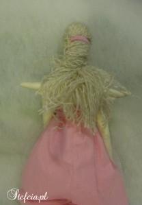 tilda aniolek blondynka roz getry tyl