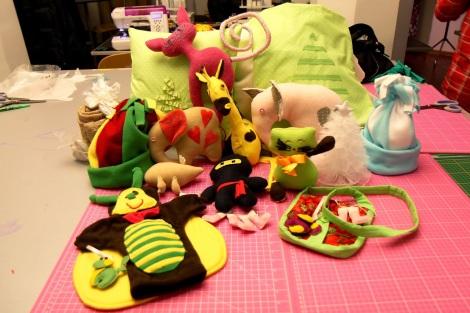 zabawki na licytację